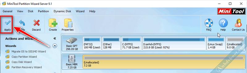 Khắc phục lỗi tạo usb boot với 1 click Anhdv | Anhdv Boot